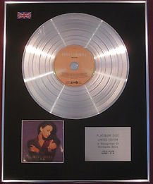 DINA CARROLL - CD Platinum Disc SO CLOSE