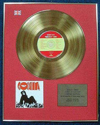 Bonzo Dog Doo Dah Band- Limited Edition CD 24 Carat Gold Coated LP Disc -Gorilla