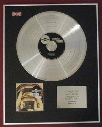 Ocean Colour Scene  - Platinum Disc Cd  - Moseley Shoals