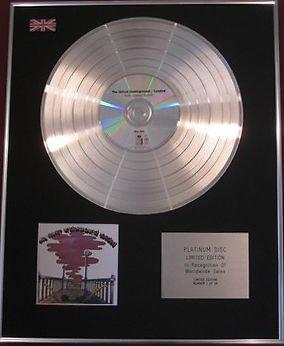 VELVET UNDERGROUND -  CD Platinum Disc - LOADED