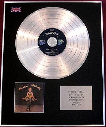 BLIND MELON - CD Platinum Disc - BLIND MELON