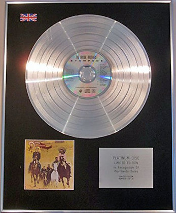 Doobie Brothers  - Limited Edition  - Stampede