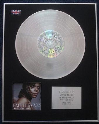 Faith Evans  -The First Lady