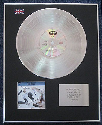 Art Blakey - Limited Edition CD Platinum LP Disc - The Best of