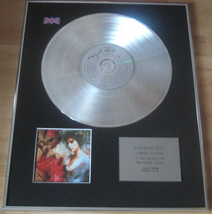 ENYA -  CD Platinum Disc - WATERMARK