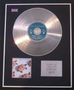 BEAUTIFUL SOUTH - CD Platinum Disc - 0898