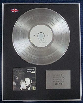 Tindersticks - Limited Edition CD Platinum LP Disc - Can Our Love...