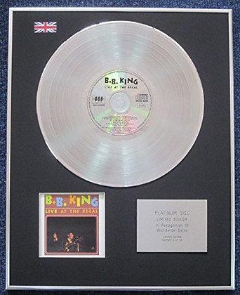 B.B. King  -Live At The Regal