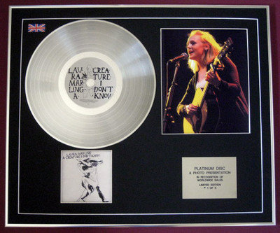 LAURA MARLING - CD Platinum Disc+Photo - A CREATURE I DO NOT KNOW
