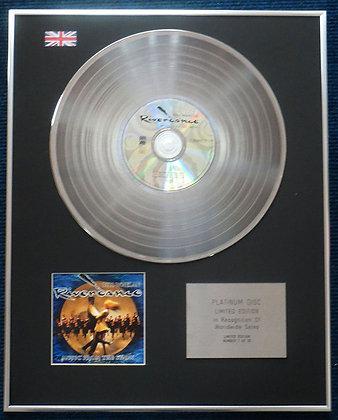 Bill Whelan- LTD Edition CD Platinum LP Disc - Riverdance