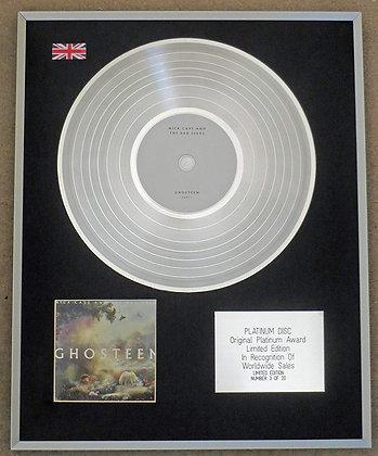 Nick Cave  -Ghosteen