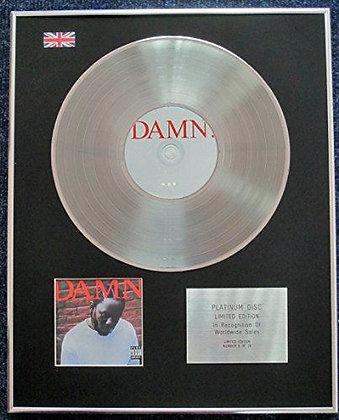 Kendrick Lamar  -Damn