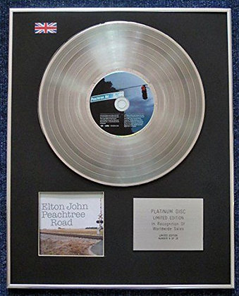 Elton John  -Peachtree Road