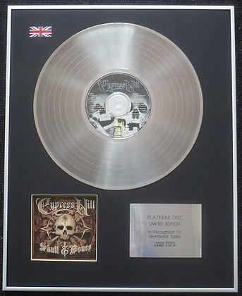 Cypress Hill  -Skull & Bones