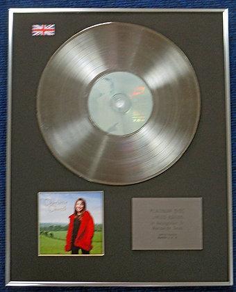 Charlotte Church - Limited Edition CD Platinum LP Disc - Charlotte Church