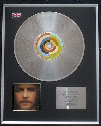 Jovanotti - Limited Edition CD Platinum LP Disc - Lorenzo 1997