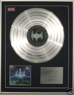 "ABSU - Ltd Edt CD Platinum Disc - ""ABSU"""