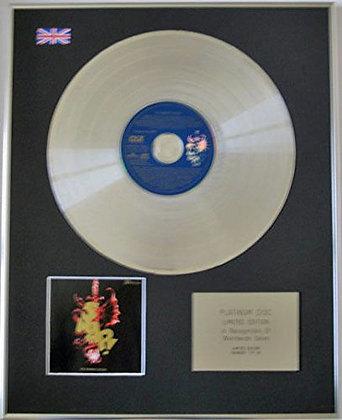 SNAP - CD Platinum Disc - THE MADMAN'S RETURN