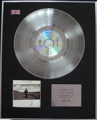 TANITA TIKARAM - Limited Edition CD Platinum Disc - ANCIENT HEART