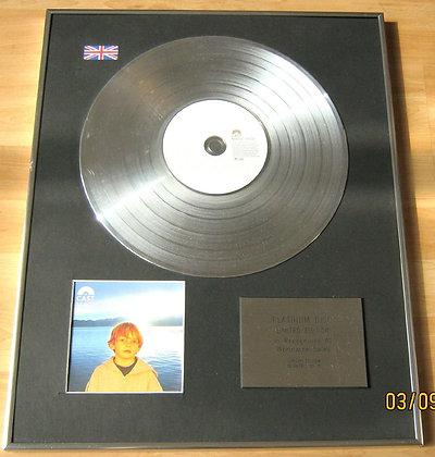 CAST - CD Platinum Disc - MAGIC HOUR