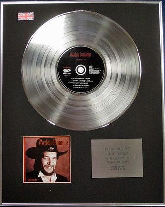 Waylon Jennings  -Backtracks