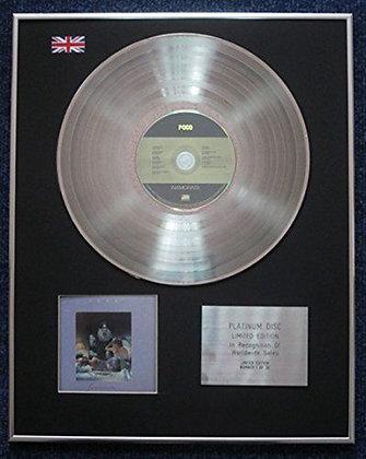 Poco - Limited Edition CD Platinum LP Disc - Inamorata