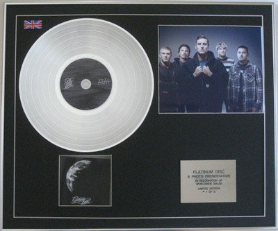 PARKWAY DRIVE  - Limited Edition CD Platinum Disc + Photo -  ATLAS