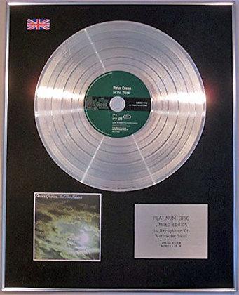 Peter Green (Of Fleetwood Mac)  - Ltd Edition    -In The Skies