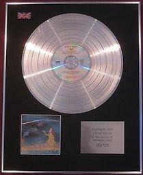 AZTEC CAMERA -  CD Platinum Disc -  KNIFE