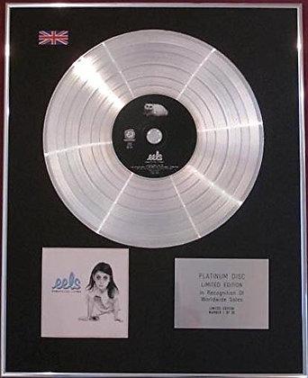 EELS - CD Platinum Disc - BEAUTIFUL FREAK