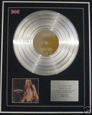 "Anastacia  - Ltd Edition   - ""Anastacia"""