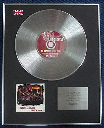 Nirvana  -Unplugged