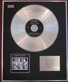 JOHN HIATT -  CD Platinum Disc -  STOLEN MOMENTS