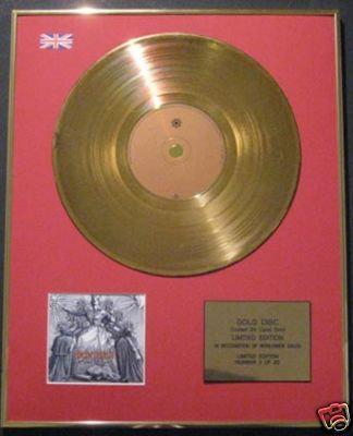 Pretty Things  - Platinum Disc  -Resurrection