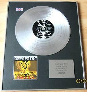 Offspring  - Smash