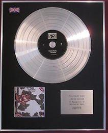 TINDERSTICKS -  CD Platinum Disc - CURTAINS