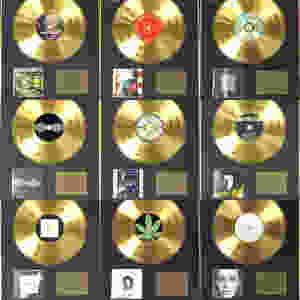 24 carat gold discs, 24 carat gold music awards, gold discs, gold awards, gold music awards