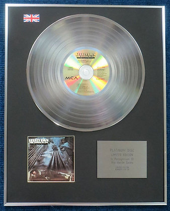 Steely Dan - Limited Edition CD Platinum LP Disc - The Royal Scam