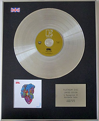 LOVE - Limited Edition CD Platinum Disc - FOREVER CHANGES