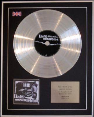 BABY SHAMBLES  - CD Platinum Disc - SHOTTER'S NATION