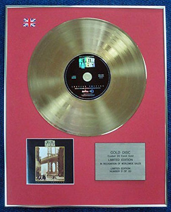 Once upon a time in America - 24 Carat Gold Coated LP Disc - Soundtrack