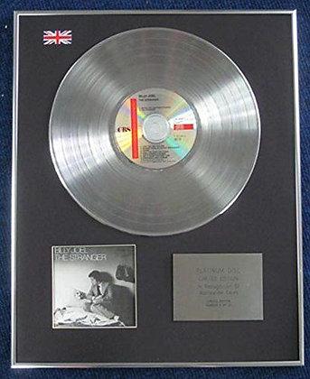 Billy Joel - Limited Edition CD Platinum LP Disc -The Stranger