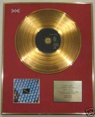 DAVID GRAY - CD 24 Carat Gold Disc - WHITE LADDER