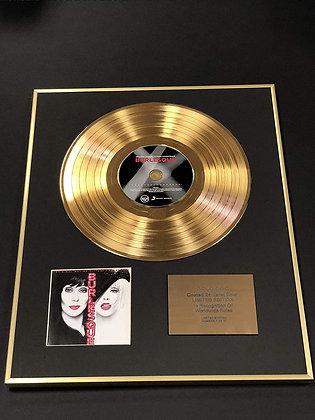 Burlesque - Exclusive Limited Edition 24 Carat Gold Disc - Original Soundtrack