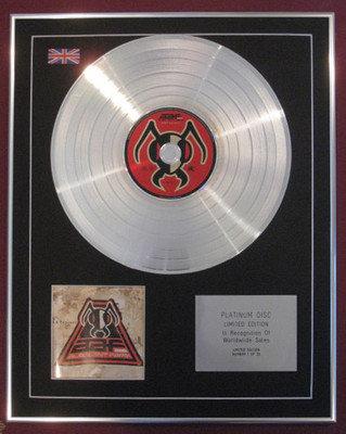 ALIEN ANT FARIN - CD Platinum Disc - ANTHOLOGY