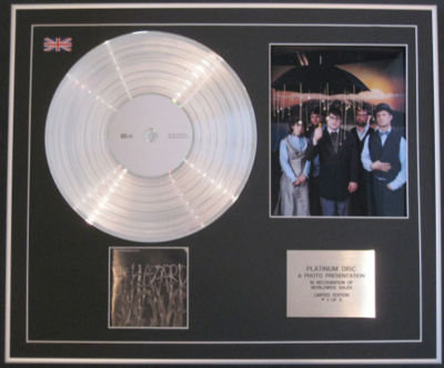 DECEMBERISTS-CD Platinum Disc+Photo-HAZARDS OF LOVE