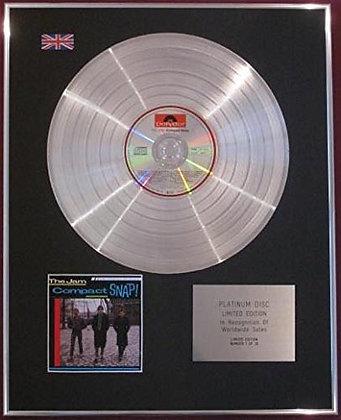 JAM - CD Platinum Disc - COMPACT SNAP