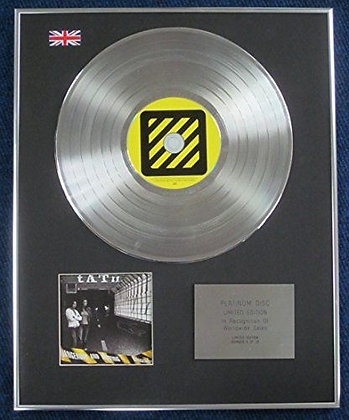 t.A.T.u.- Limited Edition CD Platinum LP Disc - Dangerous and Moving