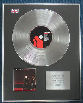 Shapeshifters - Limited Edition CD Platinum LP Disc - Sound Advice