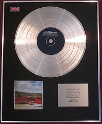 TEENAGE FANCLUB - CD Platinum Disc - SONGS FROM NORTHERN ...